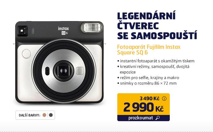 Fotoaparát Fujifilm Instax Square SQ 6