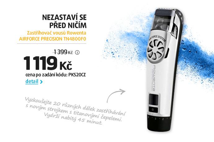 Zastřihovač vousů Rowenta AIRFORCE PRECISION TN4800F0