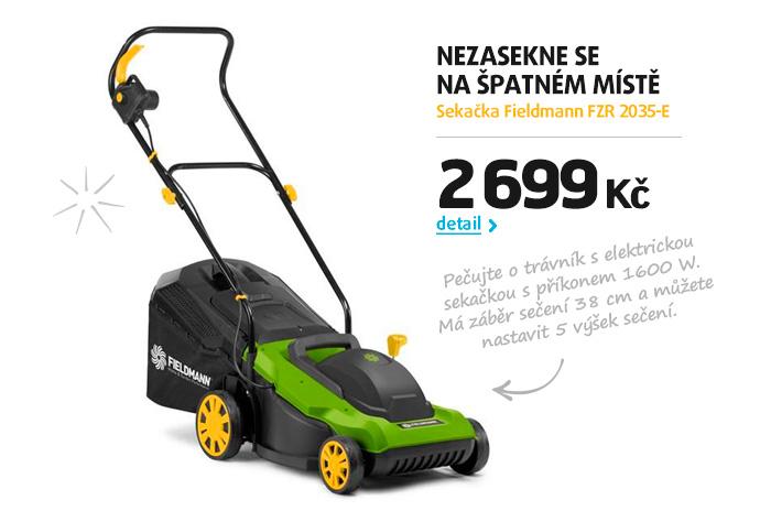 Sekačka Fieldmann FZR 2035-E