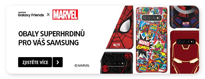 Marvel kryty Avengers