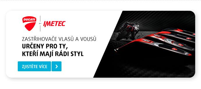 Ducati zastřihovače vlasů a vousů