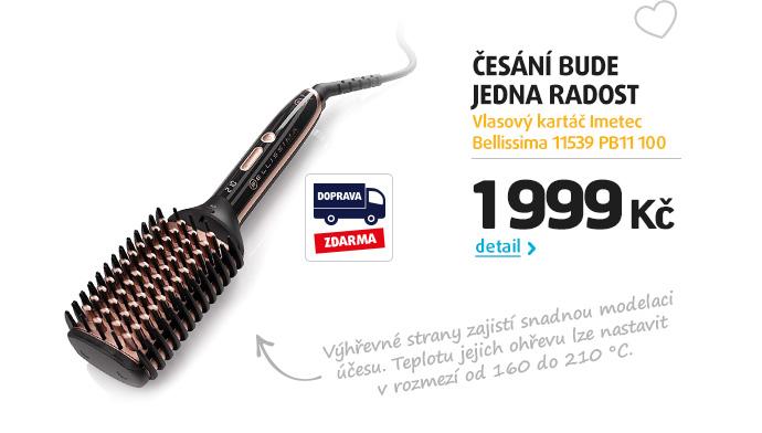 Vlasový kartáč Imetec Bellissima 11539 PB11 100