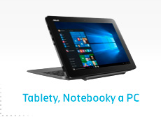 Tablety, Notebooky a PC