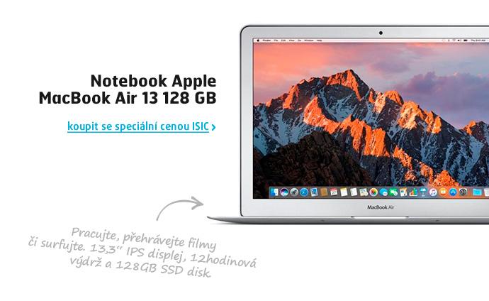 Notebook Apple MacBook Air 13 128 GB