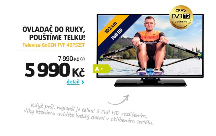 Televize GoGEN TVF 40P525T