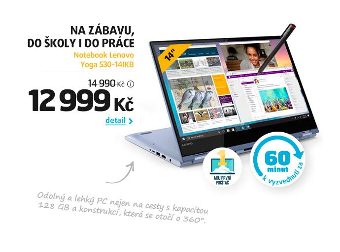 Notebook Lenovo Yoga 530-14IKB