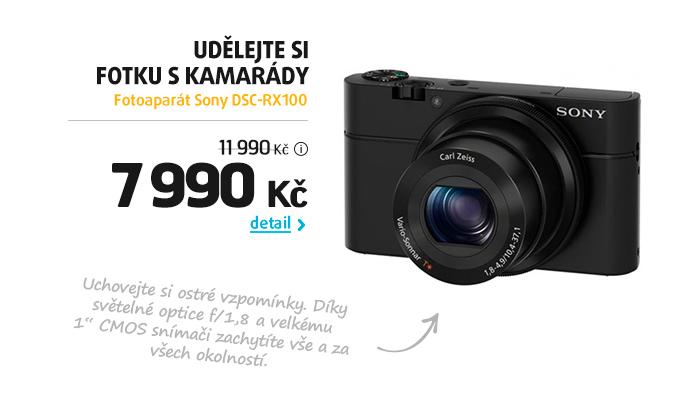 Fotoaparát Sony DSC-RX100