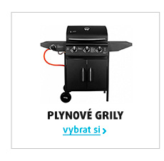 PLYNOVÉ GRILY
