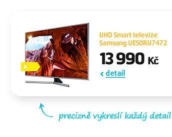 UHD Smart televize Samsung UE50RU7472