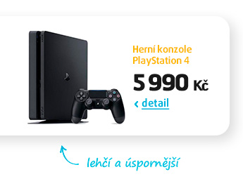 Herní konzole PlayStation 4