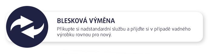 BLESKOVÁ VÝMĚNA