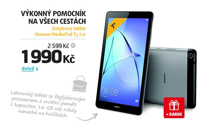 Dotykový tablet Huawei MediaPad T3 7.0