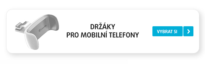 DRŽÁKY PRO MOBILNÍ TELEFONY