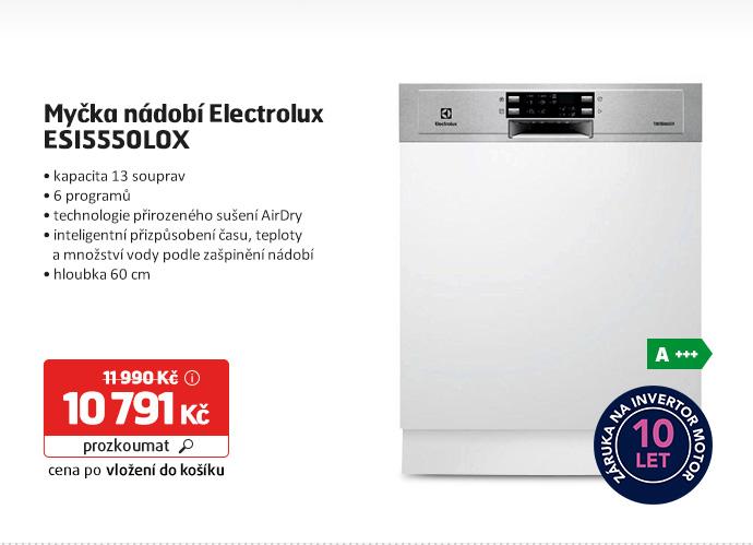 Myčka nádobí Electrolux ESI5550LOX