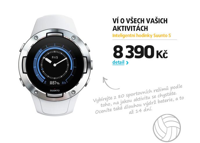 Inteligentní hodinky Suunto 5