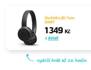 Sluchátka JBL Tune 500BT