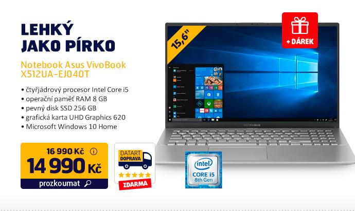 Notebook Asus VivoBook X512UA-EJ040T