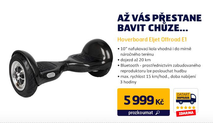 Hoverboard Eljet Offroad E1