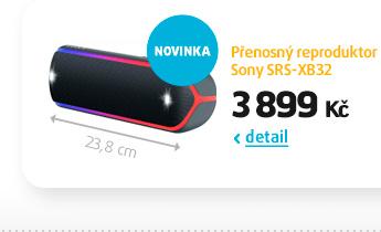 Přenosný reproduktor Sony SRS-XB32
