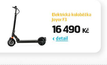 Elektrická koloběžka Joyor F3