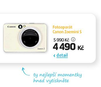 Fotoaparát Canon Zoemini S