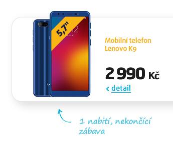 Mobilní telefon Lenovo K9