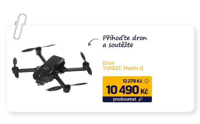 Dron YUNEEC Mantis Q