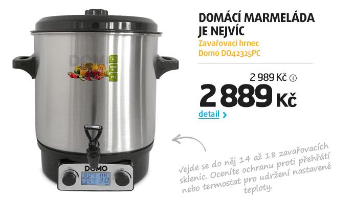 Zavařovací hrnec Domo DO42325PC