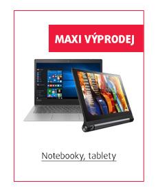notebooky, tablety