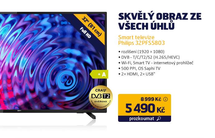 Smart televize Philips 32PFS5803