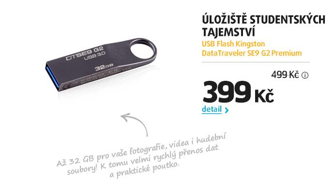 USB Flash Kingston DataTraveler SE9 G2 Premium