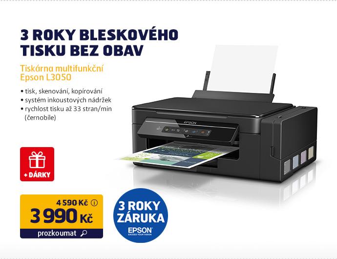 Tiskárna multifunkční Epson L3050