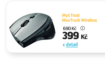 Myš Trust MaxTrack Wireless