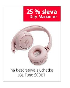 25% sleva na vybraná sluchátka JBL