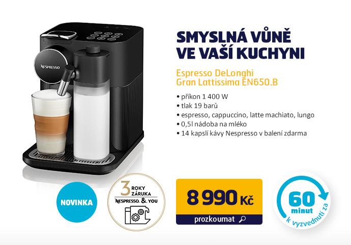 Espresso DeLonghi Gran Lattissima EN650.B