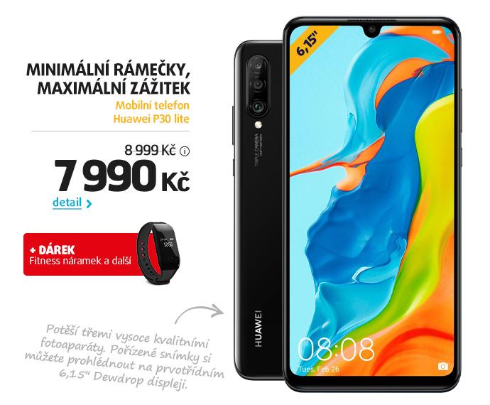 Mobilní telefon Huawei P30 lite