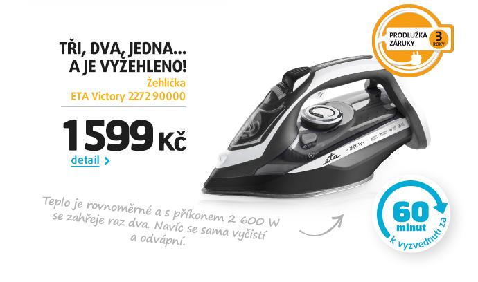 Žehlička ETA Victory 2272 90000