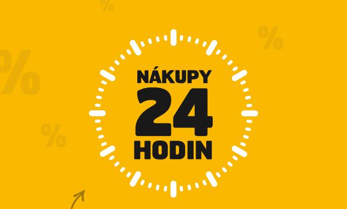 NÁKUPY 24 HODIN