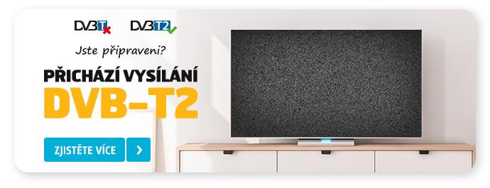 PRICHÁZÍ DVB-T2