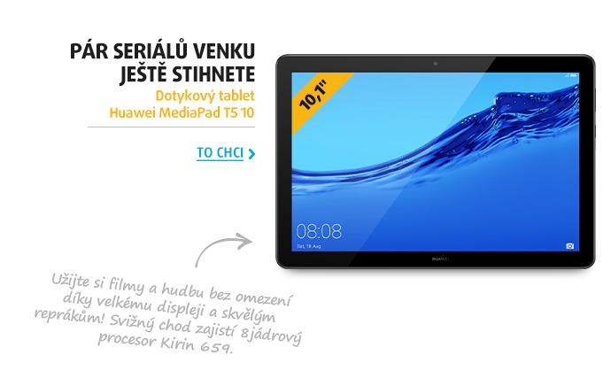 Dotykový tablet Huawei MediaPad T5 10