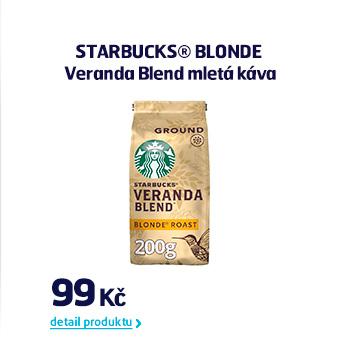 STARBUCKS® BLONDE Veranda Blend mletá káva