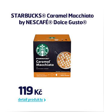 STARBUCKS® Caramel Macchiato by NESCAFÉ® Dolce Gusto®