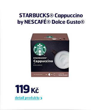 STARBUCKS® Cappuccino by NESCAFÉ® Dolce Gusto®