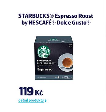 STARBUCKS® Espresso Roast by NESCAFÉ® Dolce Gusto®