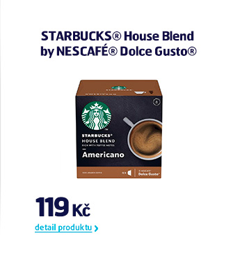 STARBUCKS® House Blend by NESCAFÉ® Dolce Gusto®