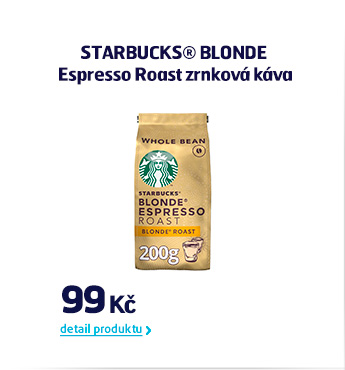 STARBUCKS® BLONDE Espresso Roast zrnková káva