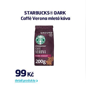 STARBUCKS® DARK Caffè Verona mletá káva