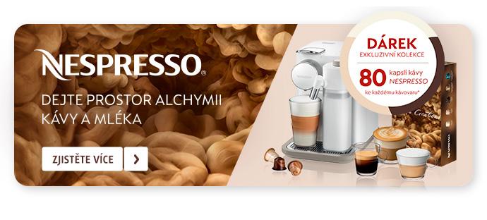 Nespresso - October promo