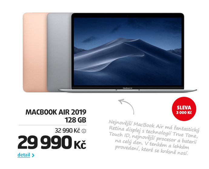 MacBook Air 2019 128 GB