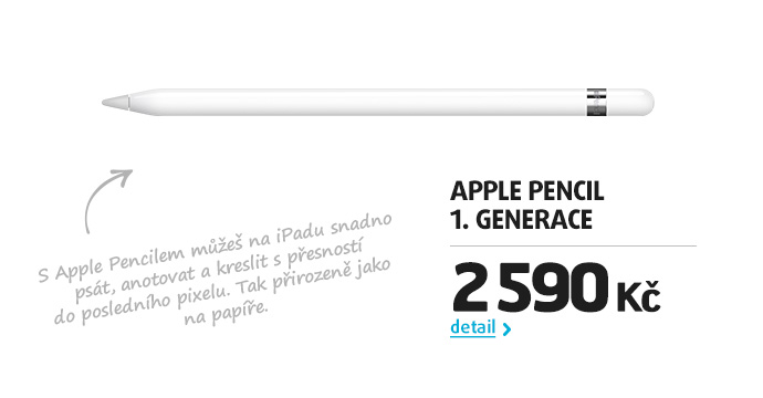 Apple Pencil 1. generace